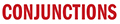 Conjunctions Online