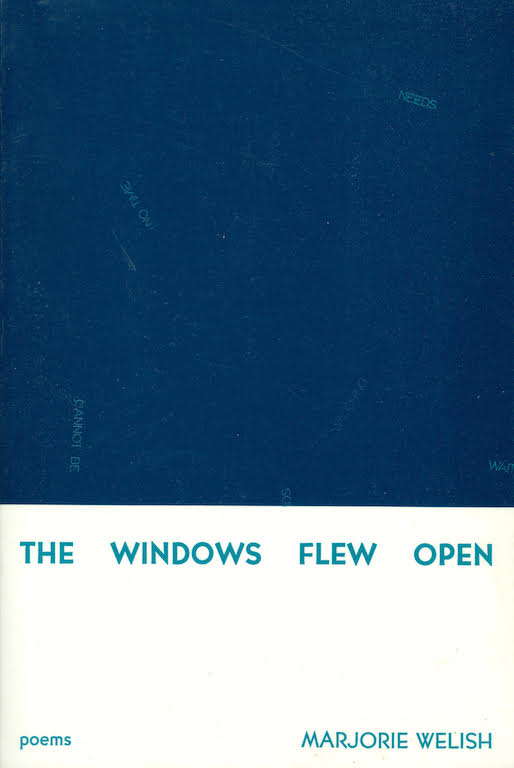 The Windows Flew Open_Welish