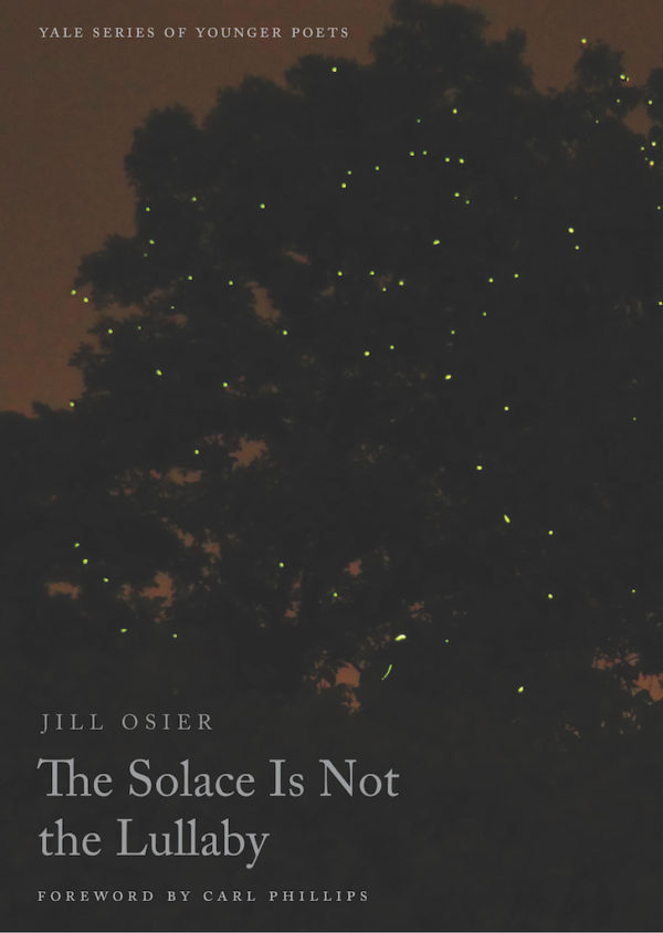 Cover of Jill Osier's The Solace Is Not the Lullaby