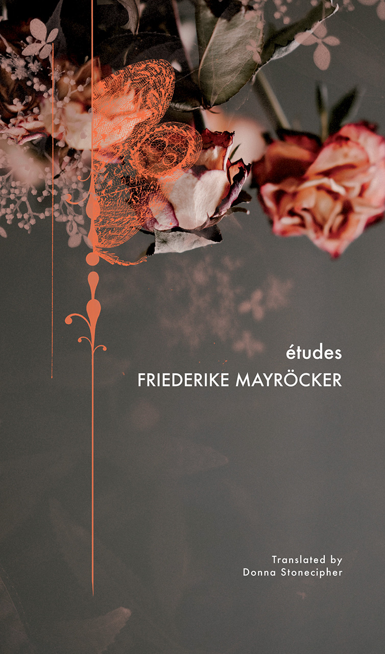 mayrocker etudes 9780857426567