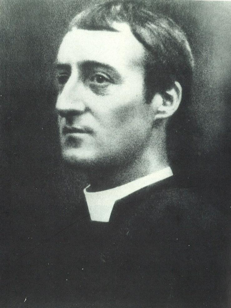 Gerard Manley Hopkins, 1888