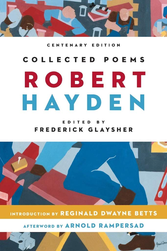 Front cover of Collected Poems of Robert Hayden