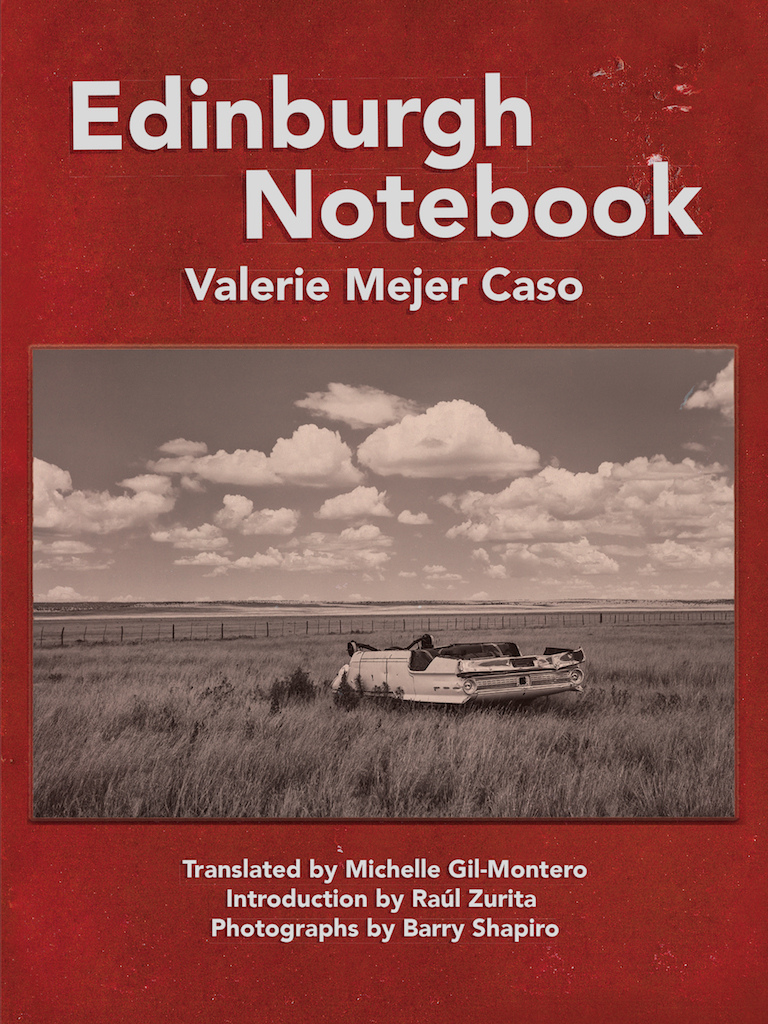 Front cover of Edinburgh Notebook