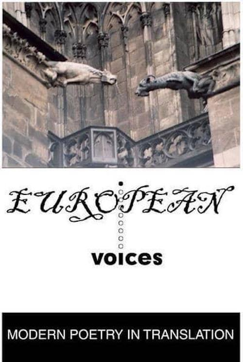 Cover of Modern Poetry in Translation 2001 New Series 18