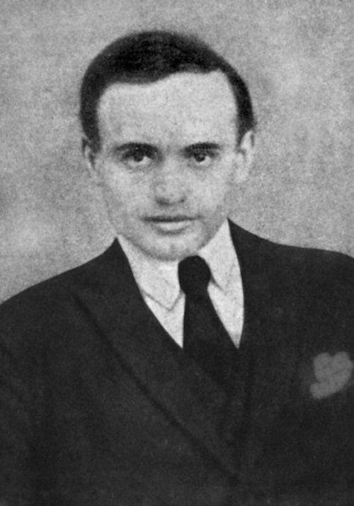 Photo of A.B. Simic