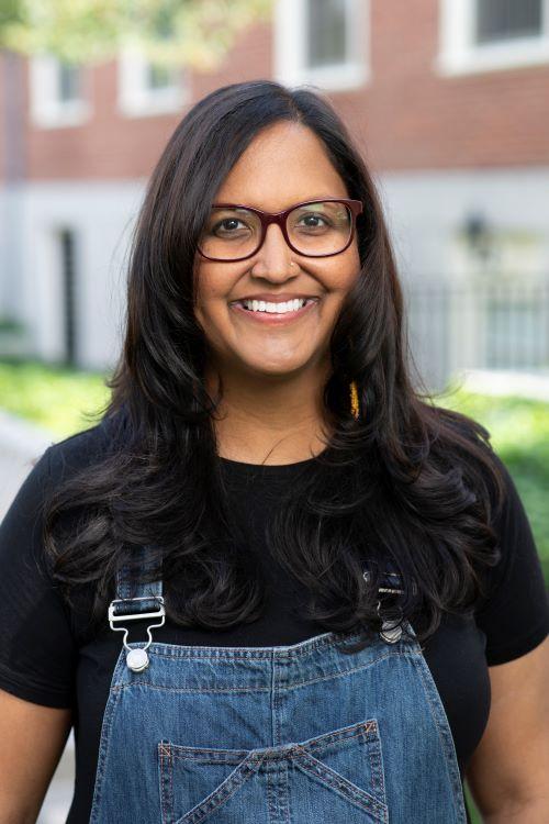 Photo of Guest Editor Nina McConigley