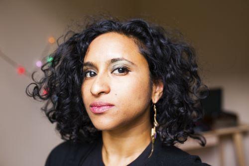 Photo of Tarfia Faizullah (Poetry Foundation)