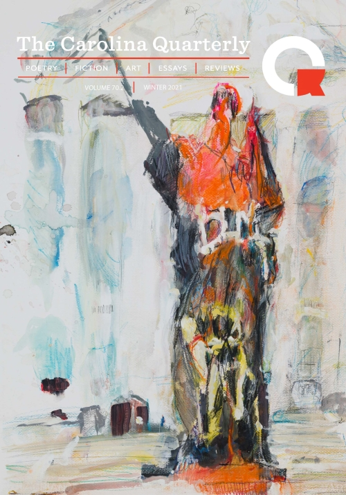 Cover of Carolina Quarterly Winter 2021