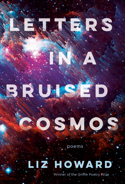 Cover of Letters in a Bruised Cosmos