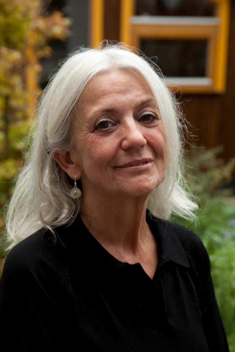 Photo of Paula Meehan
