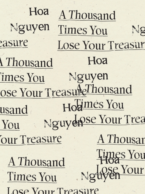 cover of A Thousand Times You Lose Your Treasure
