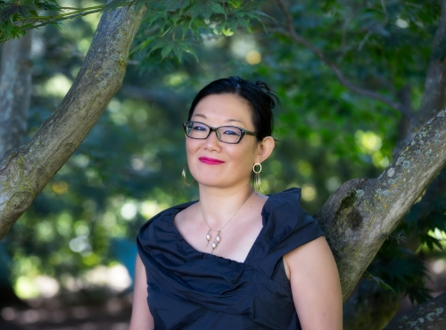 photo of Anna Maria Hong