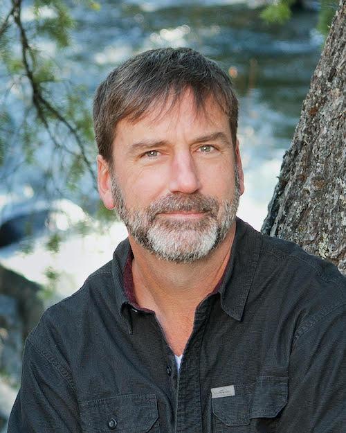 photo of Derek Sheffield